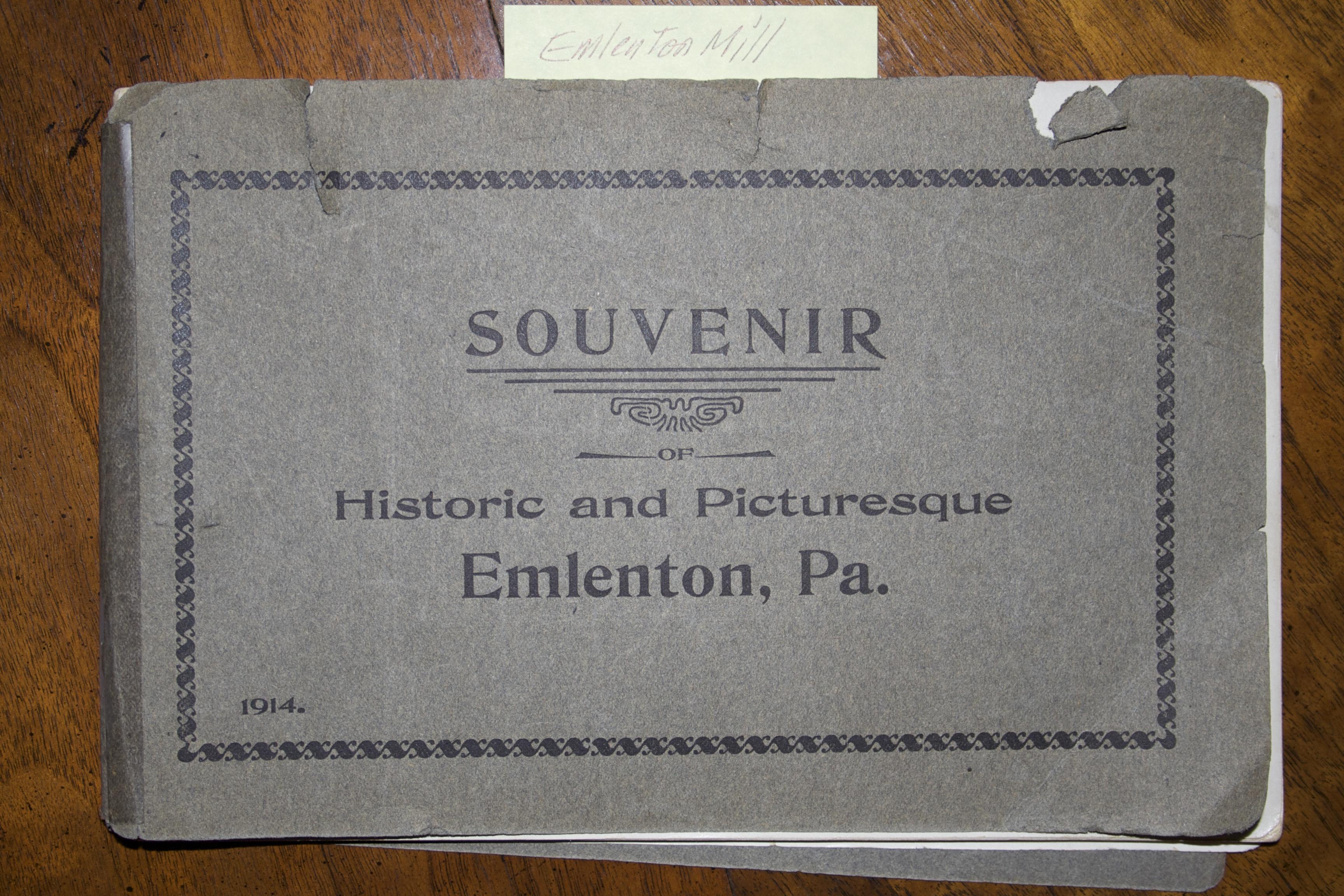 Emlenton Mill | The Emlenton Mill